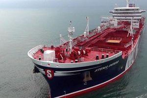 Tàu chở dầu Anh bị bắt giữ vì hành vi vô nhân đạo với tàu Iran?