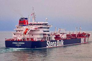 Hải quân Anh không ngăn nổi Iran tóm gọn tàu dầu