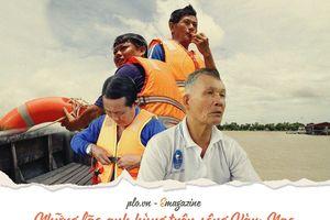 Những lão anh hùng trên sông Vàm Nao