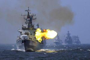 Trung Quốc vừa tập trận rầm rộ sát Đài Loan, vừa cẩn trọng trước Mỹ