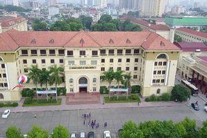 Ngưỡng đảm bảo chất lượng đầu vào Đại học Y Hà Nội năm 2019