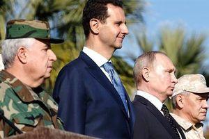 Ông Putin chúc mừng ông Assad, nhắc lại cam kết