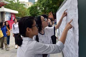Trường đại học Y Hà Nội công bố 86 thí sinh trúng tuyển thẳng