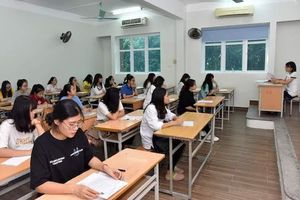 Trường đại học Y Hà Nội nhận hồ sơ xét tuyển ở mức 18 và 21 điểm