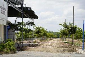 Thêm 1 'dự án' công ty Alibaba rao bán đất nền bị cưỡng chế sáng mai