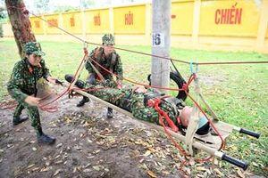 Army Games 2019: Trải nghiệm phi thường của các y, bác sĩ Quân y Việt Nam nơi 'tiền tuyến'