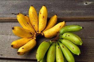 Bất ngờ công dụng tốt cho sức khỏe của một số thực phẩm phổ biến