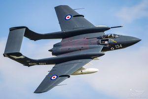 5 chiến đấu cơ kém cỏi nhất lịch sử Không quân Hoàng gia Anh