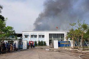 Thiệt hại vụ cháy tại Công ty TNHH May Makalot: Thông tin mới nhất