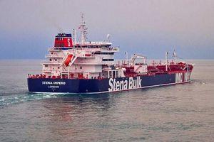 Anh điều tra khả năng tàu dầu bị lừa vào vùng biển Iran