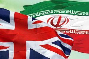 Anh có thể áp đặt lệnh trừng phạt đối với Iran vì vụ giam giữ tàu chở dầu