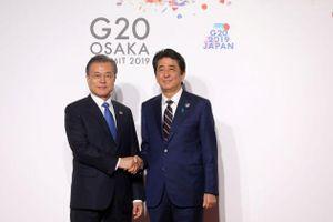 Quan hệ 'môi hở, răng lạnh' giữa Hàn Quốc và Nhật Bản