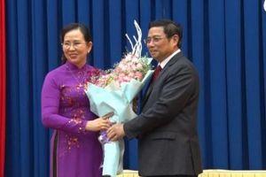 Phó Chủ nhiệm Ủy ban Kiểm tra Trung ương Lê Thị Thủy làm Bí thư Tỉnh ủy Hà Nam