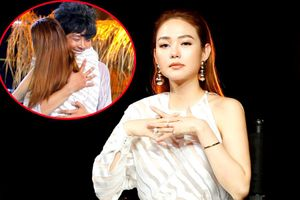 Minh Hằng 'bất chấp' đòi ôm trai đẹp trên sóng truyền hình
