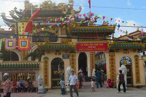 Đền thờ người lập chợ được công nhận Di tích quốc gia
