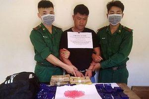 Bắt kẻ cầm đầu đường dây ma túy 'khủng' xuyên biên giới Việt – Lào