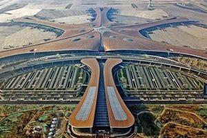 Sân bay lớn nhất thế giới vận hành thử lần đầu tiên