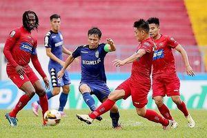 Vòng 17 Wake-up 247 V.League 1-2019: Becamex Bình Dương 1-1 CLB Quảng Nam