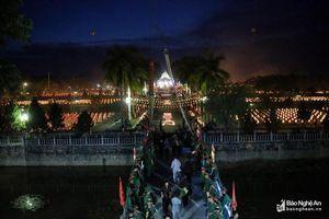 Linh thiêng lễ cầu siêu tại nghĩa trang liệt sỹ Quốc tế Việt – Lào