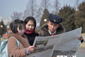 Triều Tiên tiến hành bầu cử hội đồng nhân dân địa phương