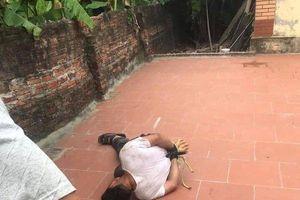 Hưng Yên: Điều tra vụ người đàn ông đột nhập vào nhà dân sàm sỡ bé gái