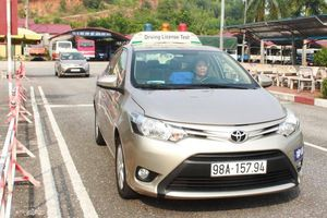 Khắc phục hạn chế trong đào tạo, sát hạch lái xe ở Bắc Giang
