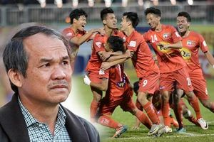 Bầu Đức nói điều bất ngờ khiến bóng đá Việt Nam 'tắt nụ cười'