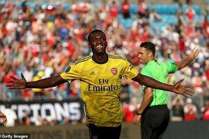 Tiền đạo trẻ tỏa sáng rực rỡ, Arsenal đè bẹp Fiorentina ở ICC 2019