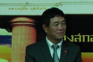 Tổng hội người Việt Nam tại Thái Lan ra mắt Ban chấp hành mới