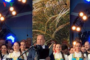Festival 'Cánh đồng Nga' - Nơi hội tụ nghệ thuật Slavơ