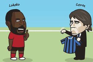 Biếm họa 24h: Inter vẫy gọi Lukaku, Real Madrid tống tiễn Gareth Bale