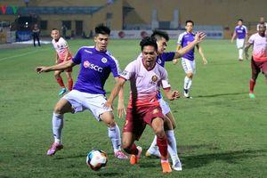 TRỰC TIẾP V-League 2019: Sài Gòn FC - Hà Nội FC, Viettel - Khánh Hòa