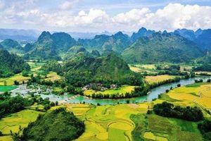 Công viên địa chất Non nước Cao Bằng - một trong 50 địa điểm tham quan tốt nhất thế giới