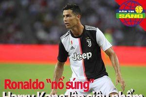 Ronaldo 'nổ súng', Harry Kane lập siêu phẩm; Việt Nam đoạt HCĐ
