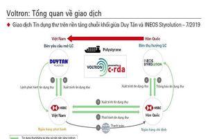 Lần đầu tiên Blockchain bước chân vào ngân hàng Việt