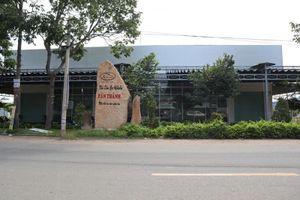 Lộ diện công trình ở khu đất bị cưỡng chế liên quan Alibaba