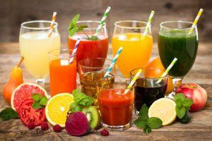 Tận dụng hoa quả làm nước ép giải nhiệt ngày oi bức