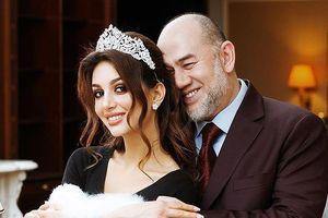 Hoa hậu Nga nói bị 'vu khống' sau tin ly hôn với cựu vương Malaysia