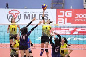 Bóng chuyền nữ Việt Nam bảo vệ thành công HCĐ tại giải U23 châu Á