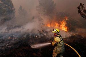 Cháy lớn ở miền trung Bồ Đào Nha