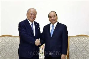Thúc đẩy quan hệ hợp tác Việt Nam-Nhật Bản
