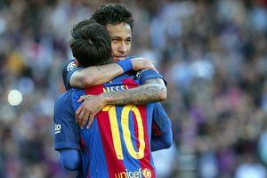 Giữ Messi bằng cách mua Neymar