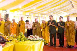 Đại lễ cầu siêu tại Thành cổ Quảng Trị