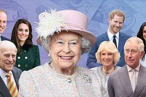 Thu nhập 'khủng' của Nữ hoàng Vương quốc Anh đến từ đâu?