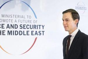 Cố vấn Nhà Trắng J.Kushner chuẩn bị công du Trung Đông bàn thêm về 'Thỏa thuận thế kỷ'