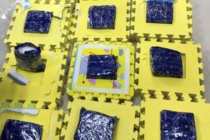 Giấu 8 kg ma túy trong đồ chơi từ Campuchia về Việt Nam