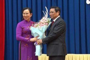 Phó chủ nhiệm UBKT T.Ư Lê Thị Thủy làm Bí thư Tỉnh ủy Hà Nam