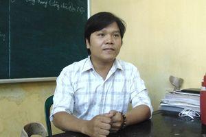 Thầy giáo tật nguyền 'thắp lửa' cho trẻ khuyết tật