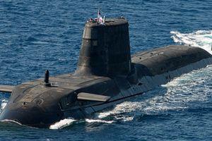 Anh có thể gửi tàu ngầm hạt nhân đến vùng Vịnh?