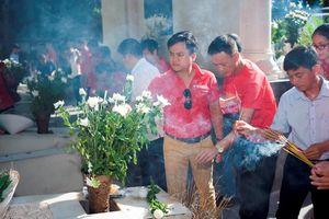 Hành trình ý nghĩa trong tháng tri ân của TNG Holdings Vietnam